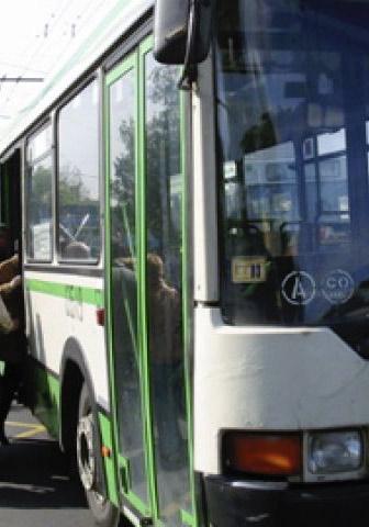 Автобусы на приколе