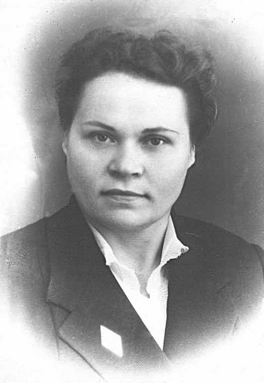 Надежда Фёдоровна Белай