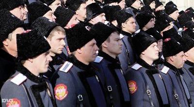 Патрулировать улицы Кубани будут 10 тысяч казаков