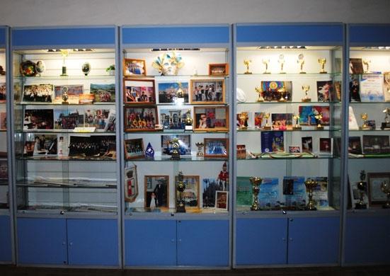 Павловской школе искусств появилась музейная комната