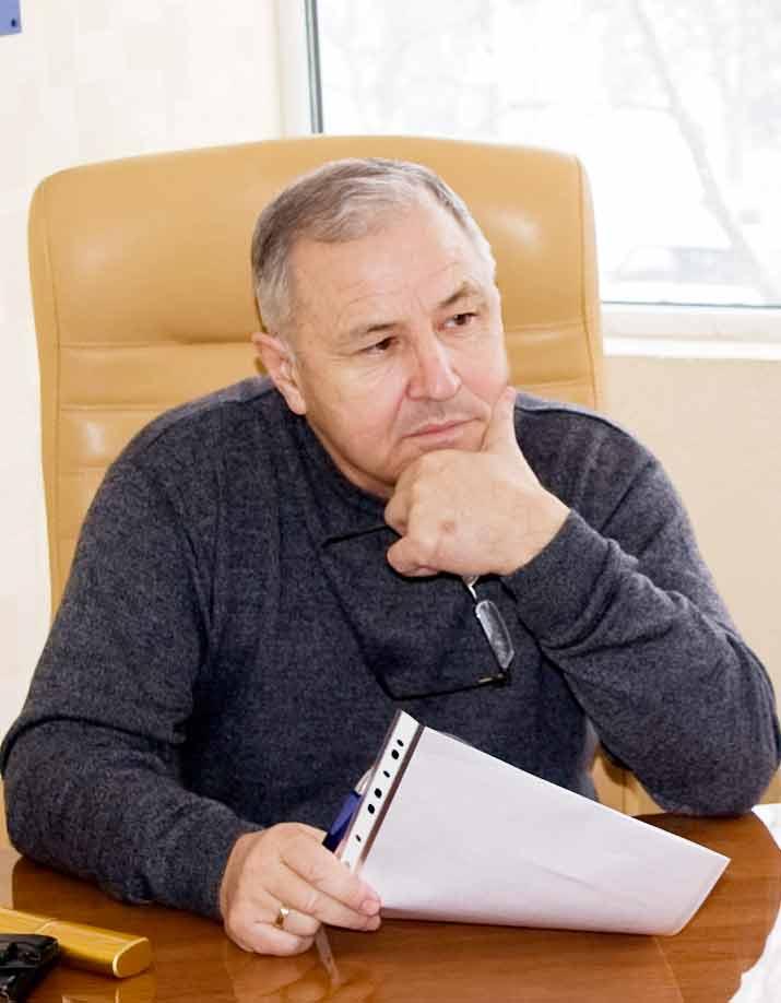 депутат от Казачьего одномандатного избирательного округа № 21  Владимир Сытник.