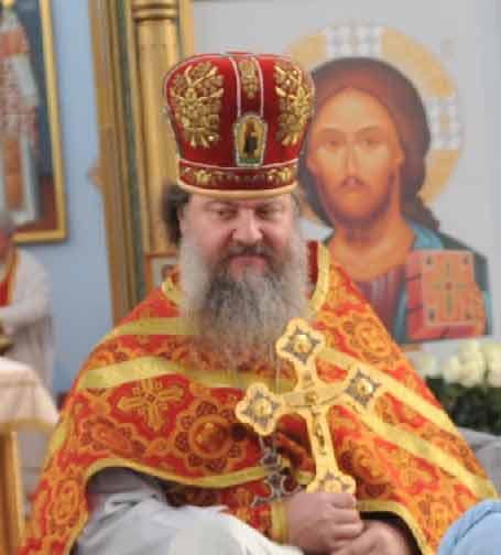 Архимандрит Стефан – в миру Андрей Лабазович Кавтарашвили