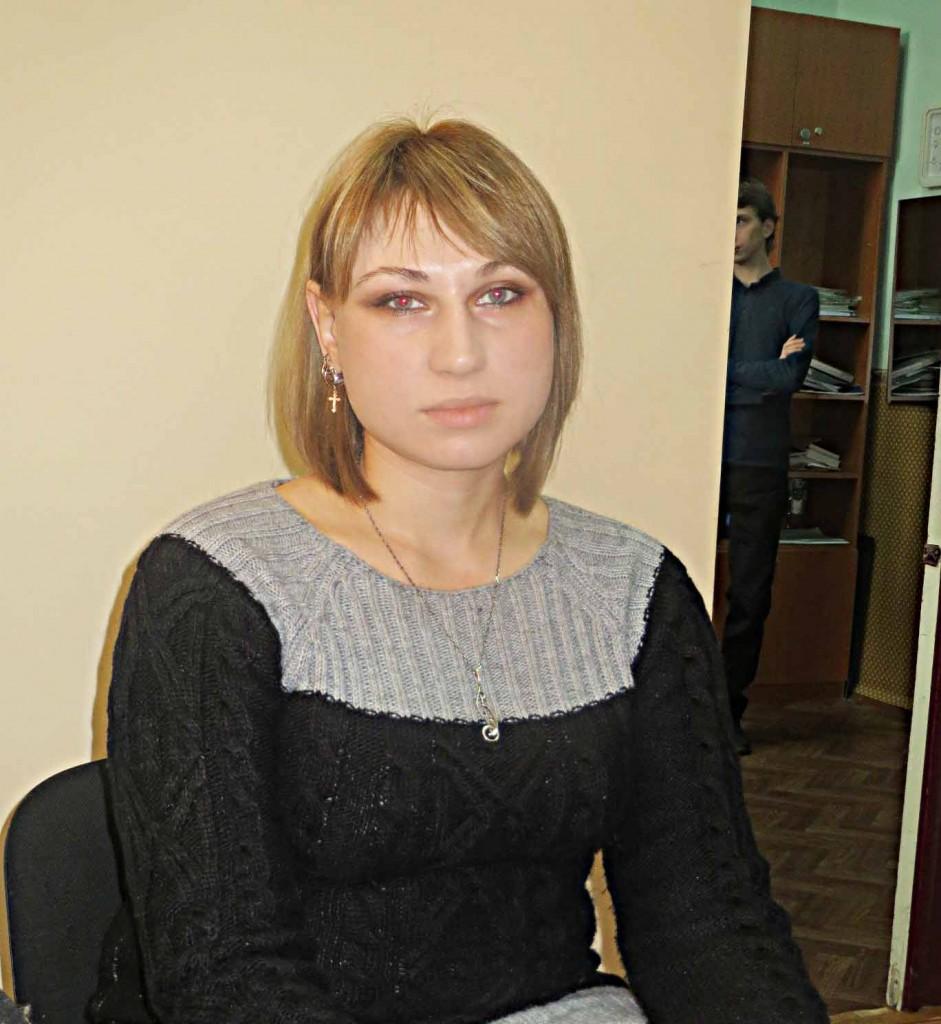 Валентина Шатрюк