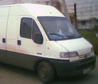 Угонщик фургона