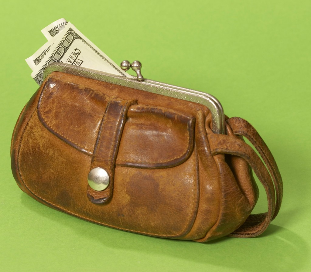 Украли деньги из сумки