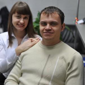 Светлана и Иван Ровные