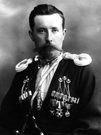 Фёдор Щербина тор двухтомника «История Кубанского казачьего общества» (1849-1936)