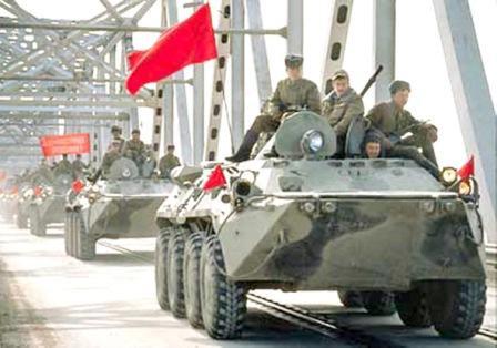 Уважаемые воины и члены семей погибших защитников Отечества, выполнявших интернациональный долг в Афганистане!
