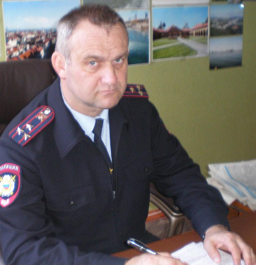 Владимир Петрович Бурмак