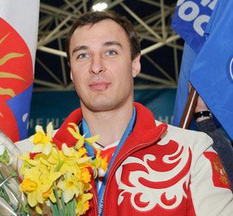 Две золотые медали на счету  Алексея Воеводы (бобслей)