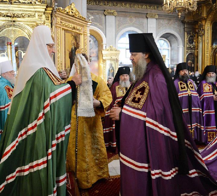Фото с сайта  «Патриархия. ру»