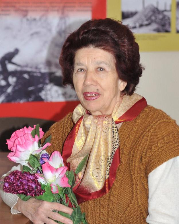 Нина  Михайловна  МЫШКО
