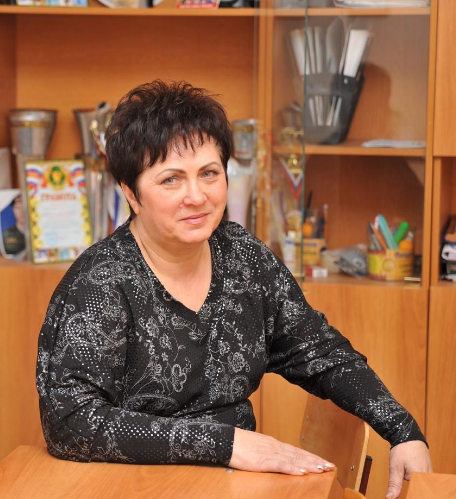 Вера Викторовна ТОКАРЬ.