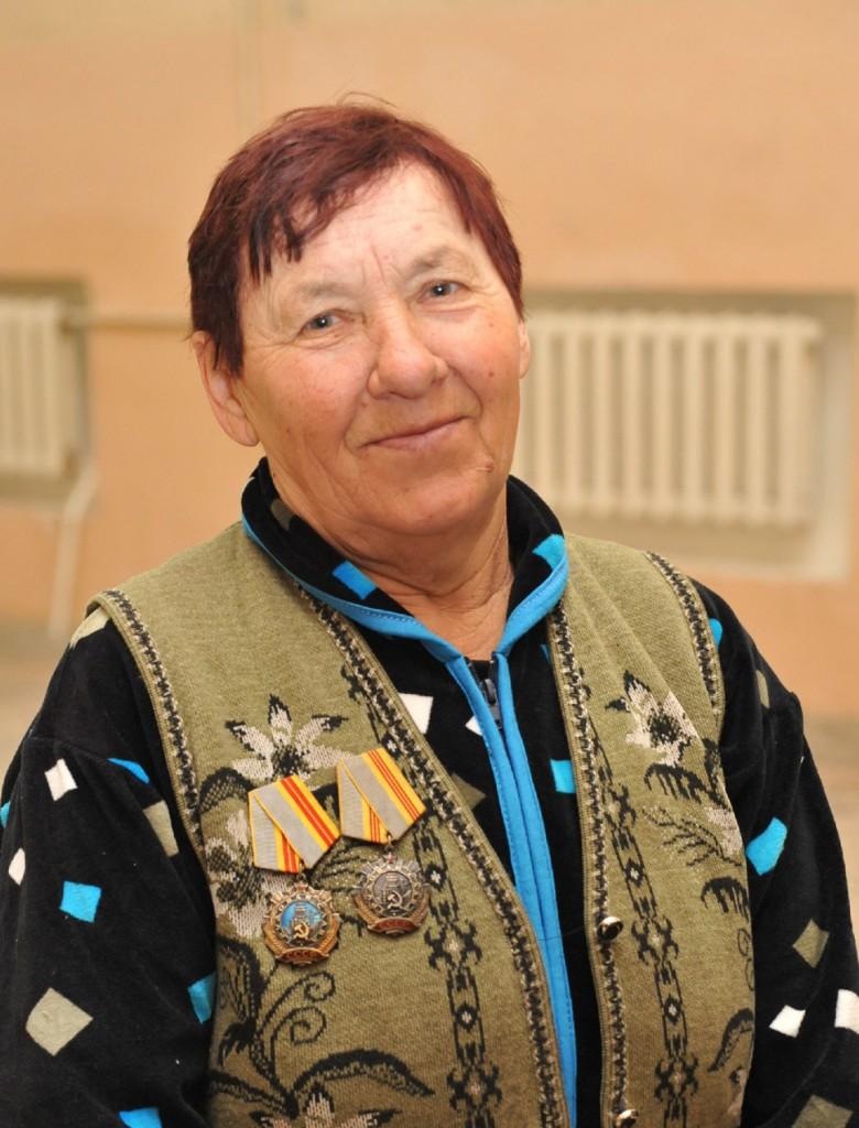 Татьяна Максимовна Зиброва