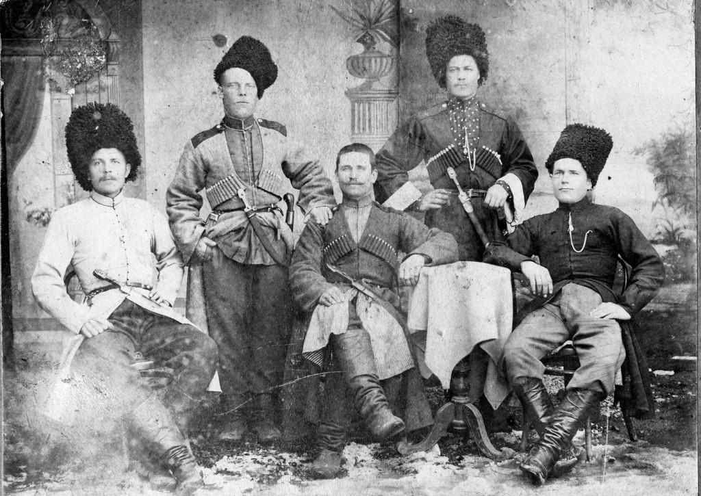 Геройский казак  из станицы Павловской