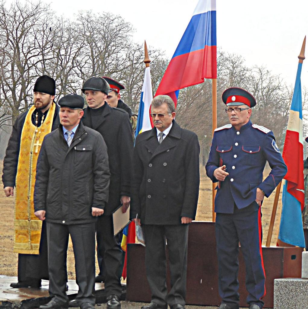 В станице Егорлыкс-кой Ростовской области в честь погибших в 1920 году прошёл митинг и был открыт мемориальный памятный знак.