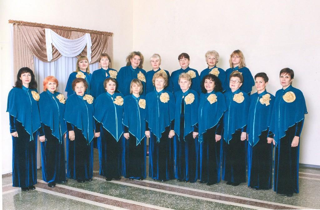В этом году народный вокальный ансамбль «Павловчанка» отметил 10-летие своего творческого пути.