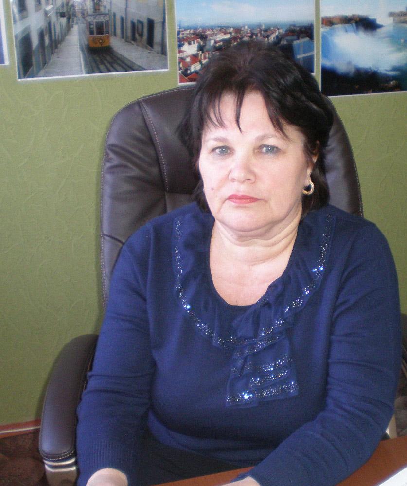 Наталья Георгиевна Шульжевская