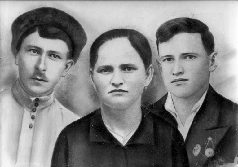 Семья Шелёха