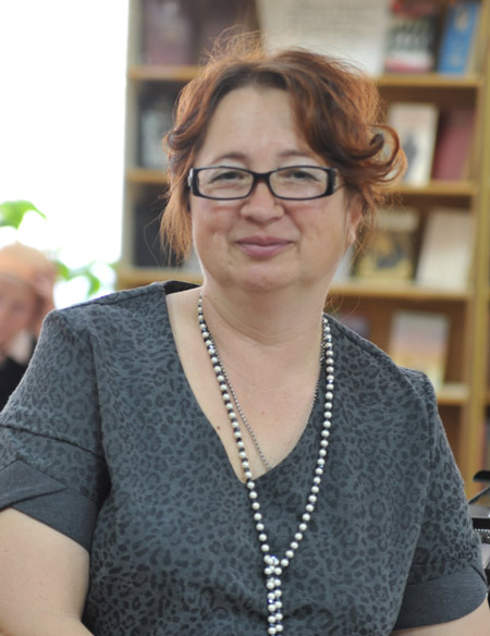 Любовь Алексеевна Бутко