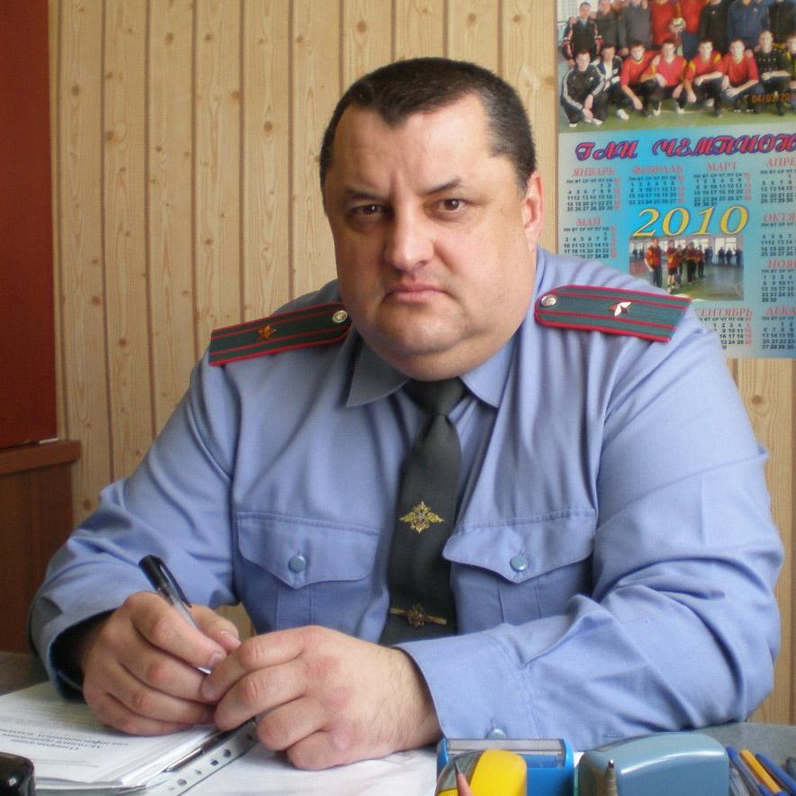 Александр Николаевич Веркин