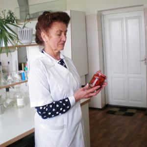Главный технолог Н.Г. Волченко