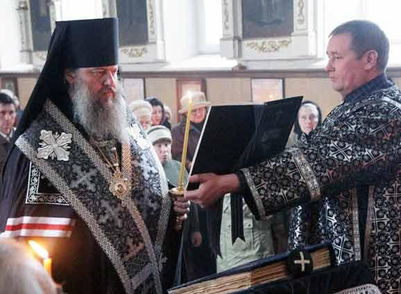 отрывки из интервью епископа Тихорецкого и Кореновского Стефана (Кавтарашвили) газете «Тихорецкие вести»)