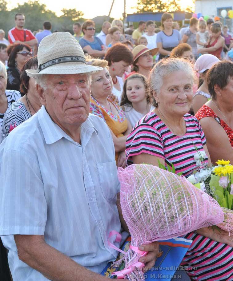 Супруги Шарамовы - 55 лет вместе