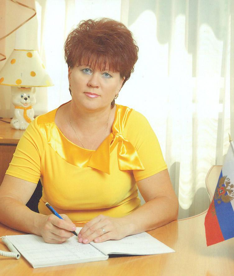 Людмила ВикторовнаЛУЦЕНКО
