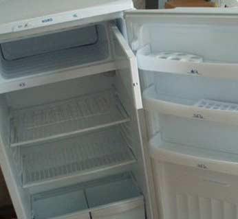 Унесли …   холодильник