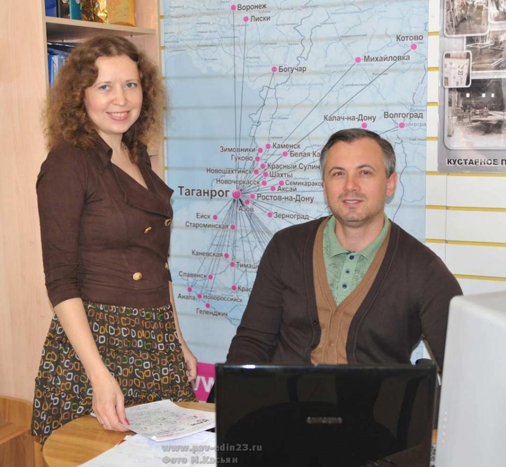 Индивидуальные предприниматели Ирина и Сергей Хоменко