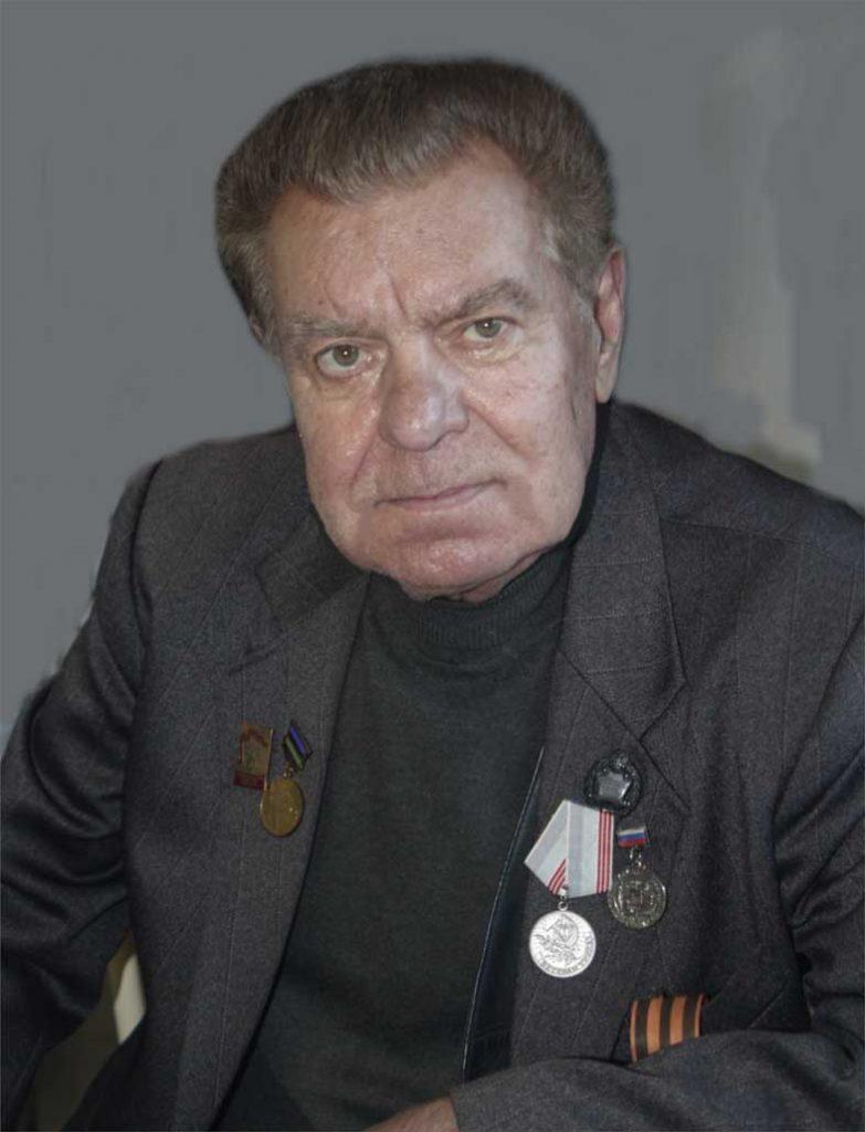 Дмитрий Митрофанович ПАНЧЕНКО