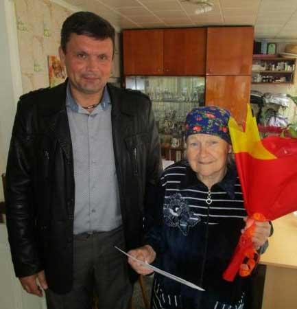 17 мая 2017 года 90-летие отметила жительница Павловского сельского поселения Лидия  Семёновна Гречко .